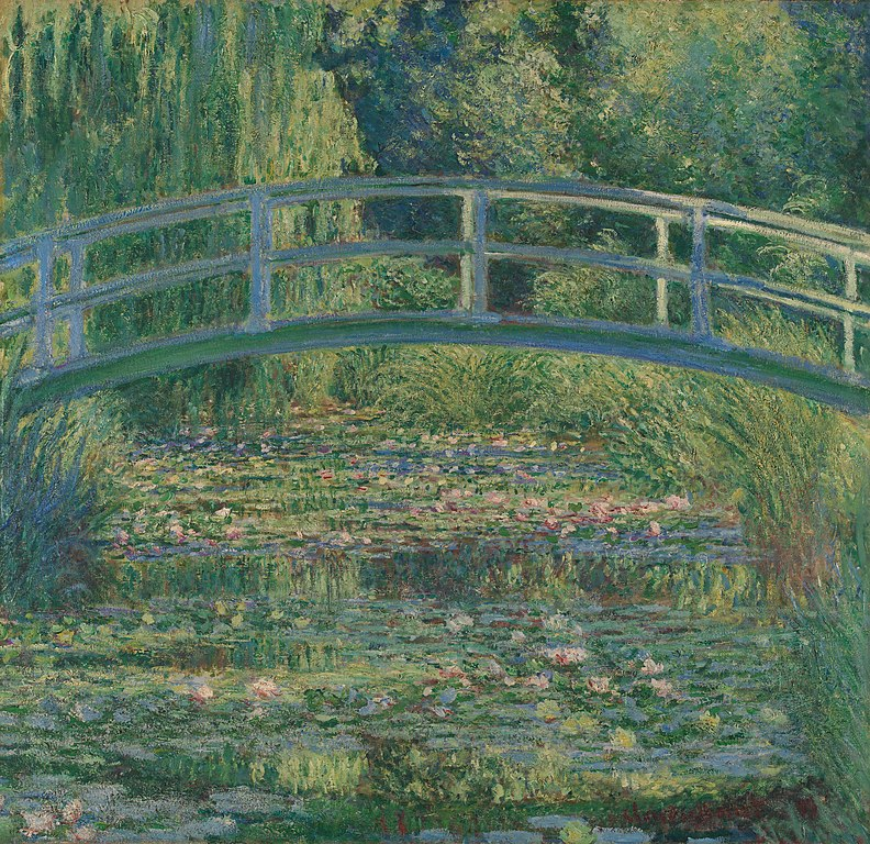 Les Nymphéas, Claude Monet