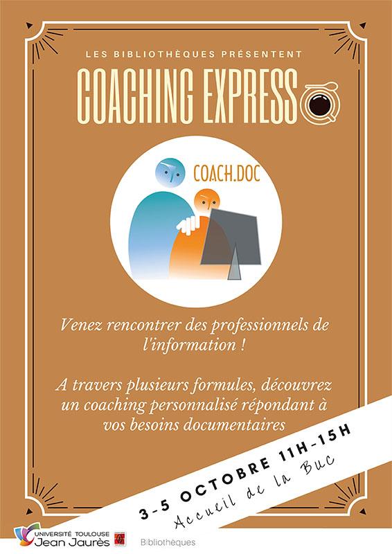 Affiche Coachdoc expresso
