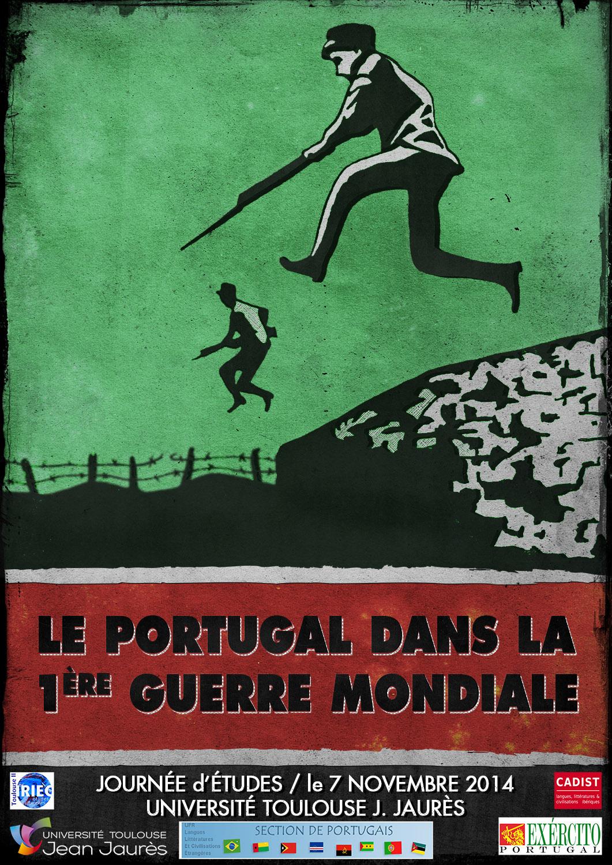 Affiche Portugal en guerre