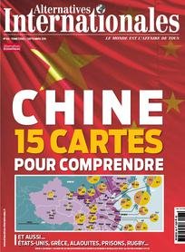 Couverture Alternatives internationales