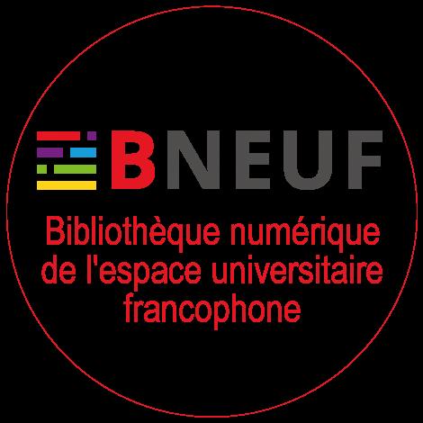 BNEUF - Bibliothèque numérique de l'espace universitaire francophone