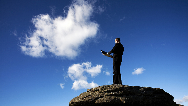 cloud-computing (1) par George Thomas . CC BY. Source : Flickr