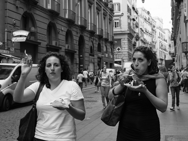 Eat on road par Mario Mancuso. CC BY, source : Flickr