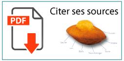 """Télécharger """"Citer ses sources"""" au format PDF"""