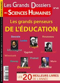Couverture Les grands dossiers des sciences humaines