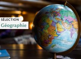 Sélection Géographie - Photo : Mappemonde par Kyle Glen