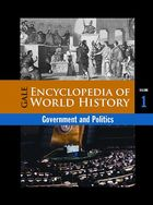 Gale Encyclopedia of World History, Governments
