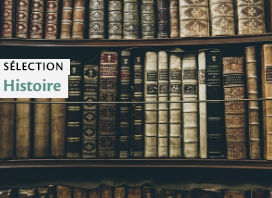Sélection Histoire - Photo : Livres anciens par Thomas Kelley