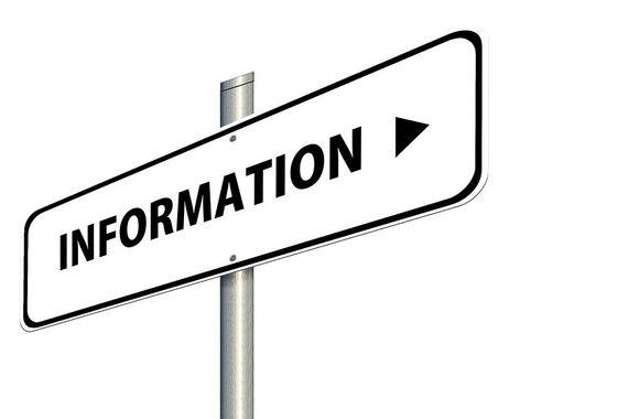 Panneau Information Domaine public Source Pixabay