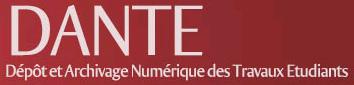 Dante : dépôt et archivage numérique des travaux étudiants UT2J