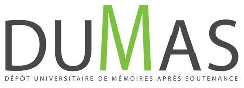DUMAS (Dépôt Universitaire de Mémoires Après Soutenance)