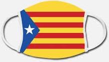 Illustration masque catalan