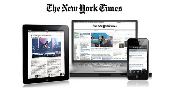 The New York Times_test