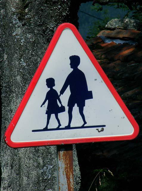Rentrée / Back to school par Olivier Bacquet. CC BY via Flickr