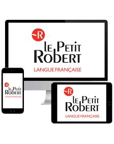 logo du petit Robert