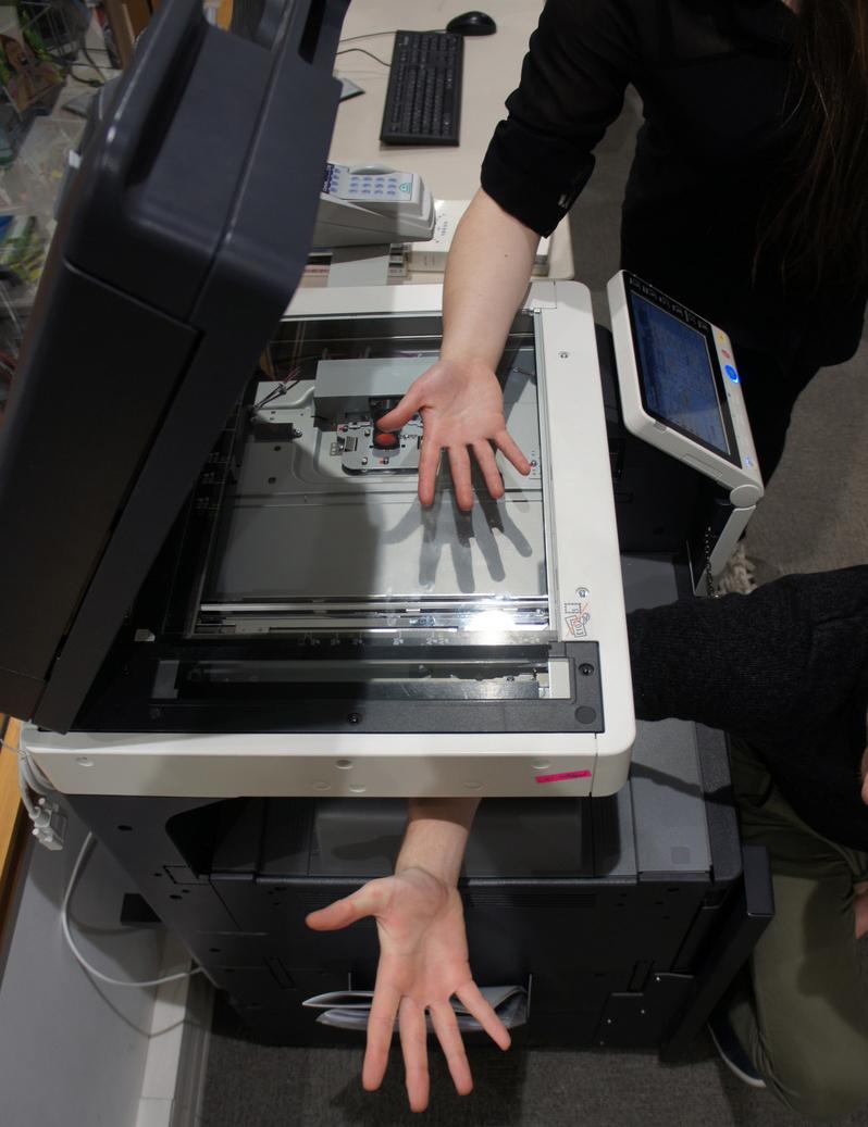 carte de photocopie