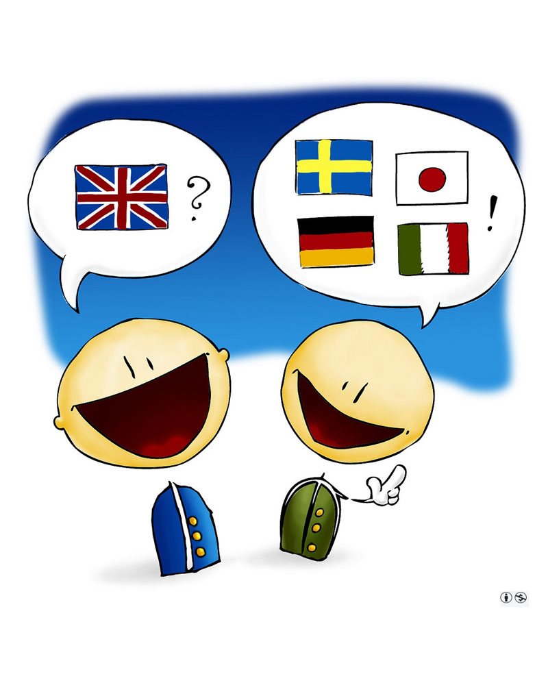 Talking in Languages 2.0 by Markus Koljonen. CC BY-NC, Source : Flickr