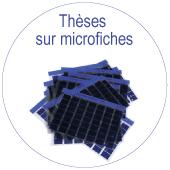 Thèses microfichées à la BUC