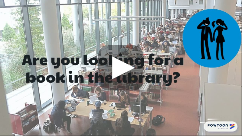 Search the library catalog Archipel - Play the video