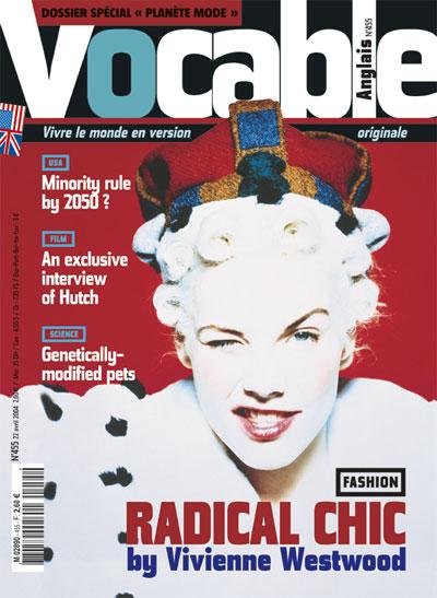 couverture de Vocable